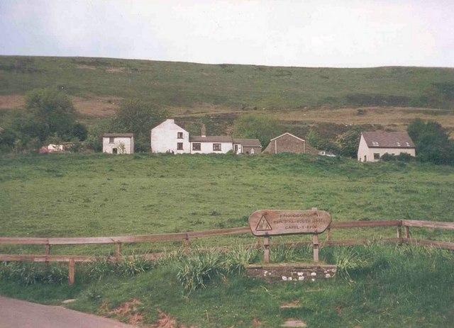 Capel-y-Ffin Youth Hostel