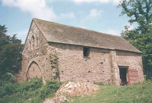 Monastic barn
