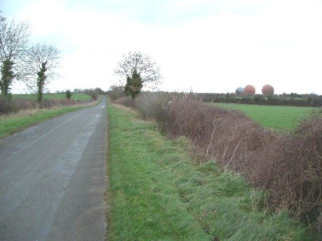 Souldern Road