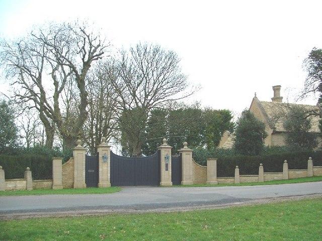 Rowler Manor entrance