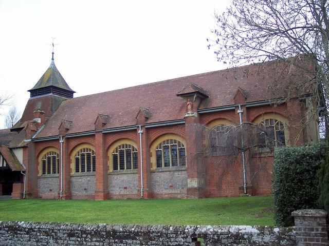 The Parish Church of St Birinus, Morgan's Vale and Woodfalls