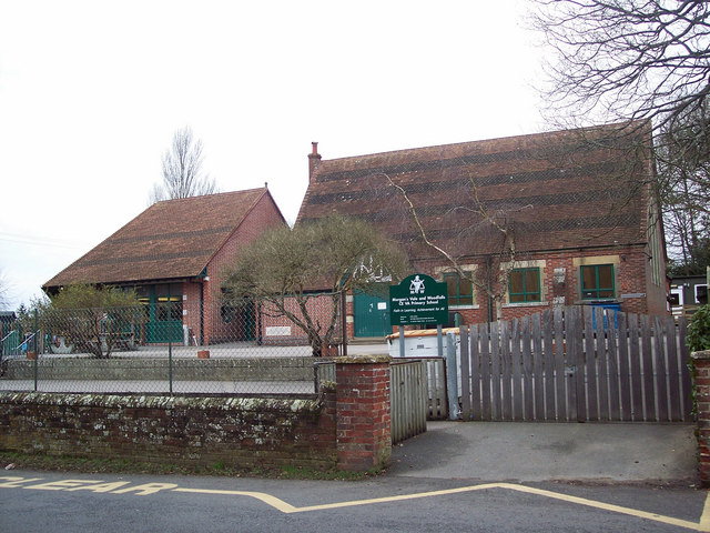 Morgan's Vale and Woodfalls CE VA Primary School
