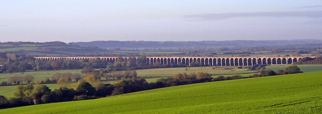 Welland Viaduct, Harringworth