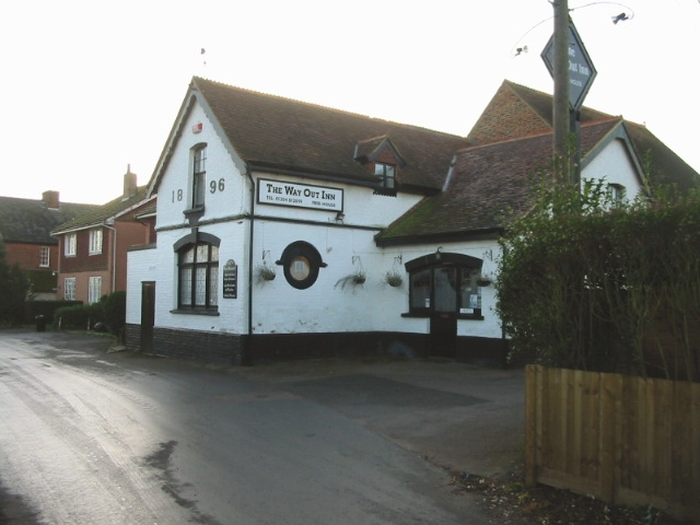 The Way Out Inn, Westmarsh