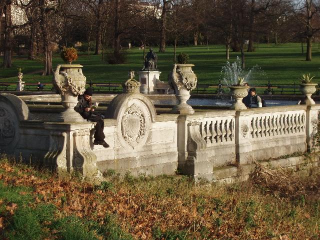 Italian Fountains, Hyde Park