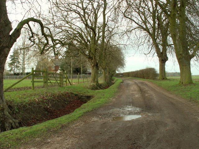 Road to High Noon Farm