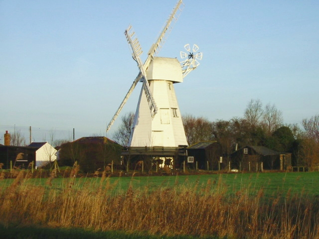 The White Mill, Sandwich.