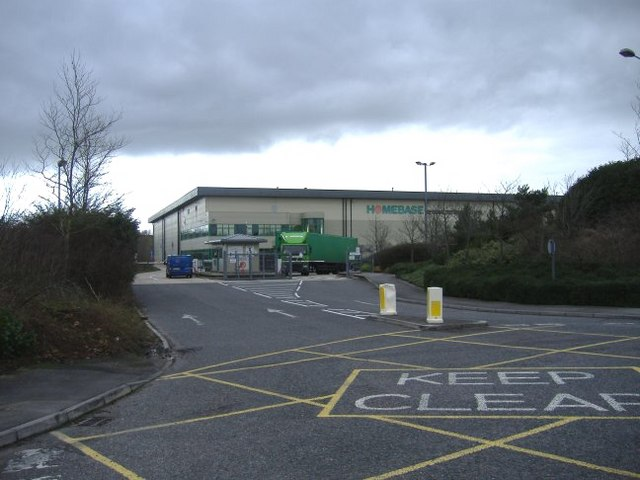 Homebase distribution depot