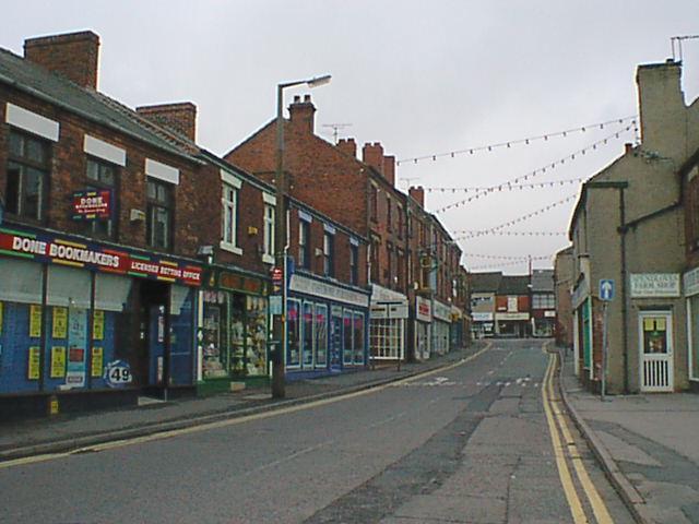 Clay Cross - Market Street