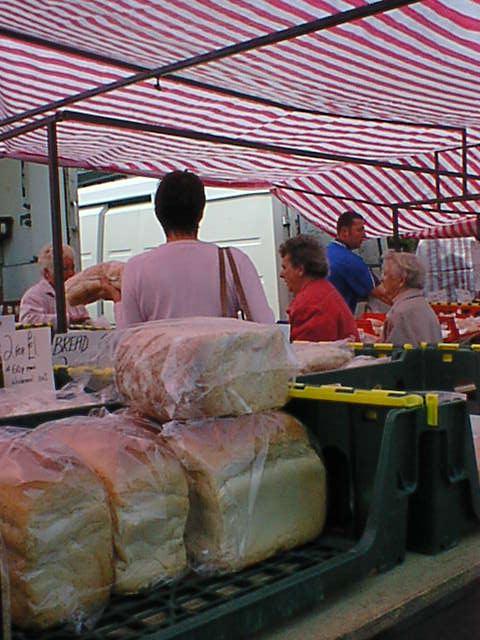 Clay Cross - Open Air Market