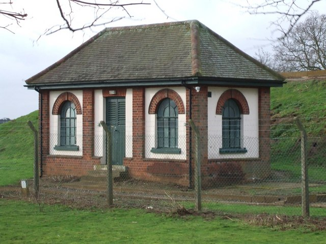 Waterworks Building, Little Brickhill