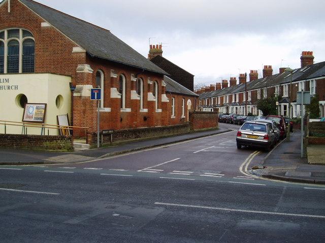 Helen Road - Oxford
