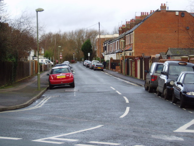 Binsey Lane - Oxford