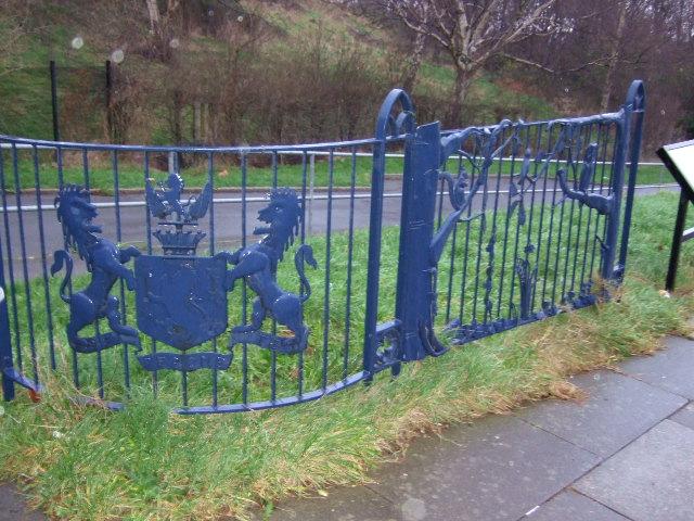Birley Spa Fence