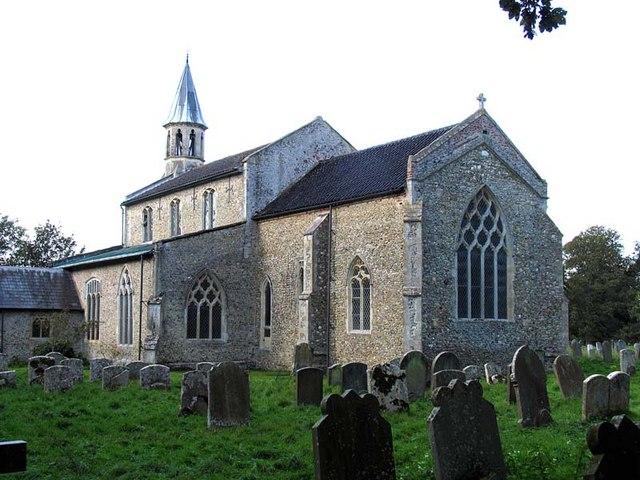 Holy Trinity, Great Hockham, Norfolk