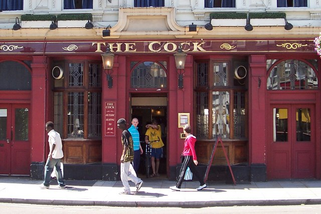 The Cock - Fulham Broadway