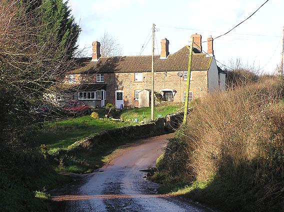 Faringdon near North Petherton