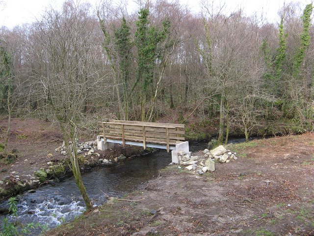 Ongoing work, Balloch Community Woodland