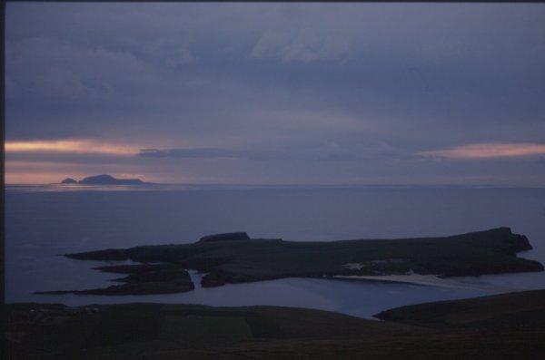 St Ninian's Isle and Foula