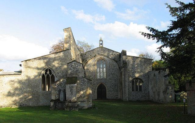St John the Evangelist, Oxborough, Norfolk