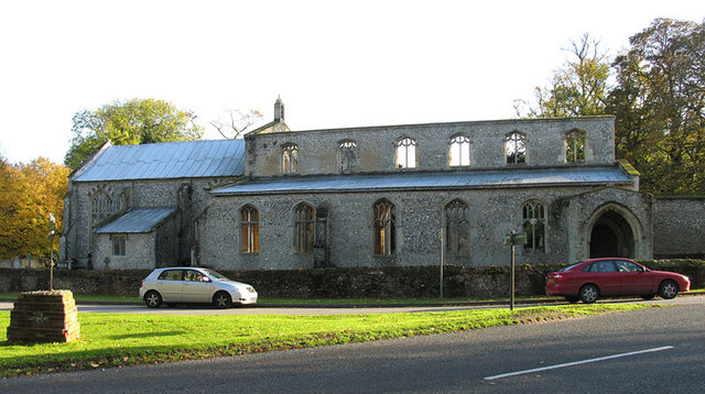 St John the Evangelist, Oxborough, Norfolk