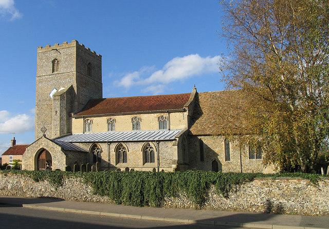 St George, Gooderstone, Norfolk