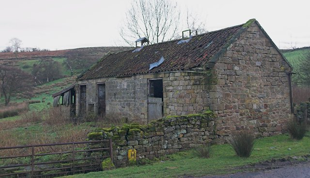 Barn near Commondale beck