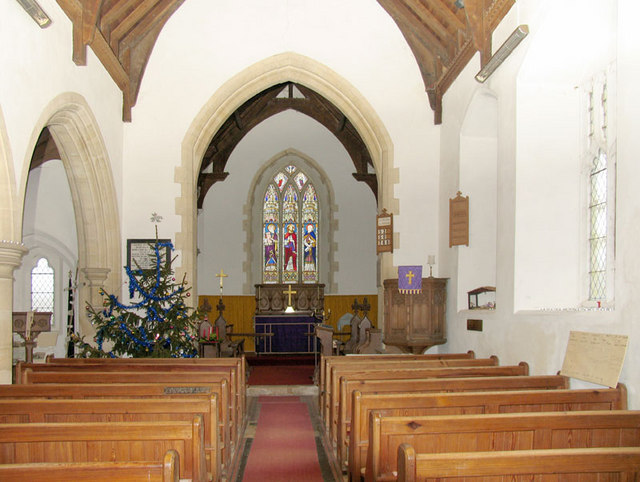 St Andrew, Guist, Norfolk - East end