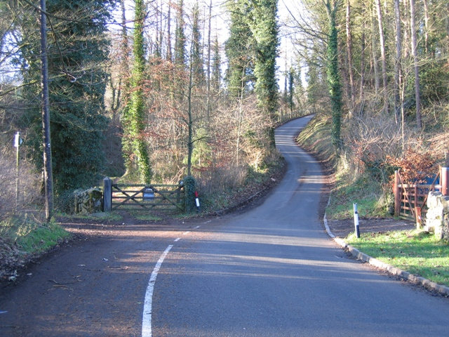 Road to Cilcain