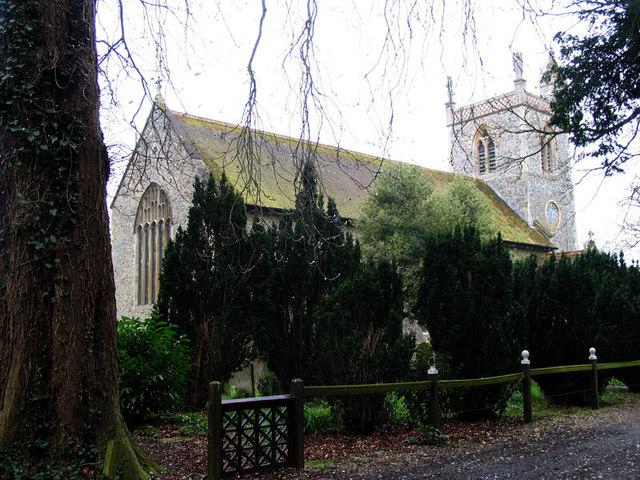 St Peter, Ketteringham, Norfolk