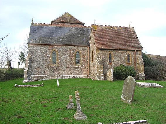 The church, St. Michael Church