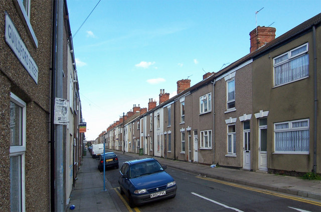 Guildford Street, Grant Thorrold