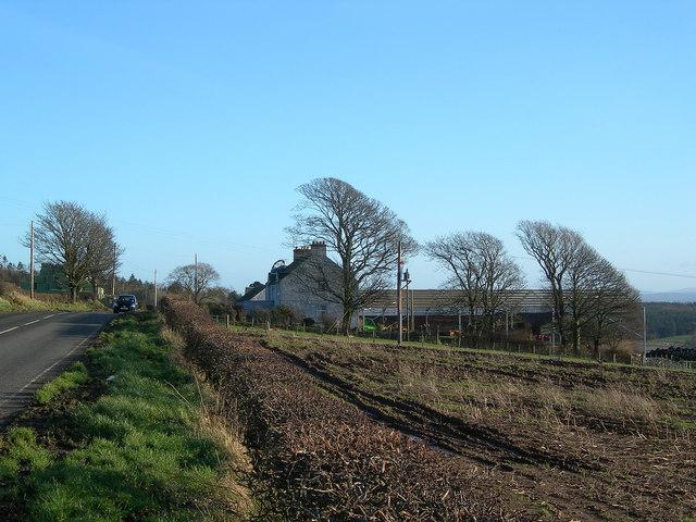 Humeston Farm