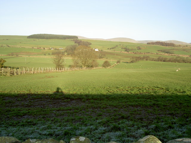 View from Goose Hill Farm