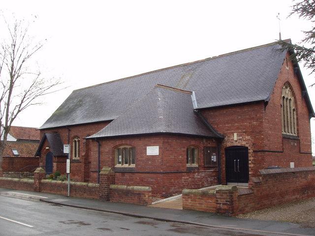Ulleskelf Village Hall