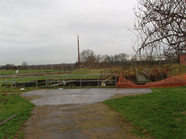 Church Fenton Sewage Works