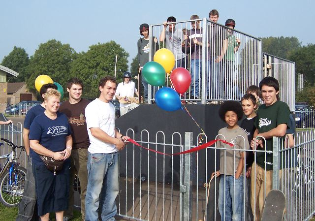 Official Opening of Brampton Skate Park