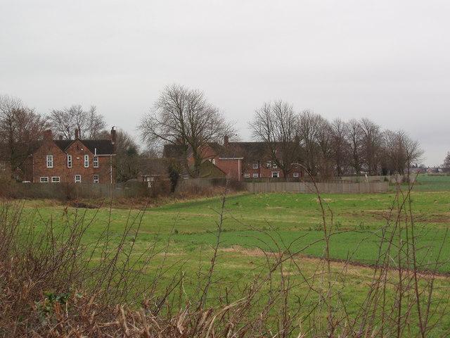 Former RAF Houses, Church Fenton, North Yorkshire