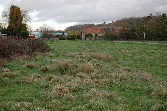 Oxleaze Farm near Hillesley