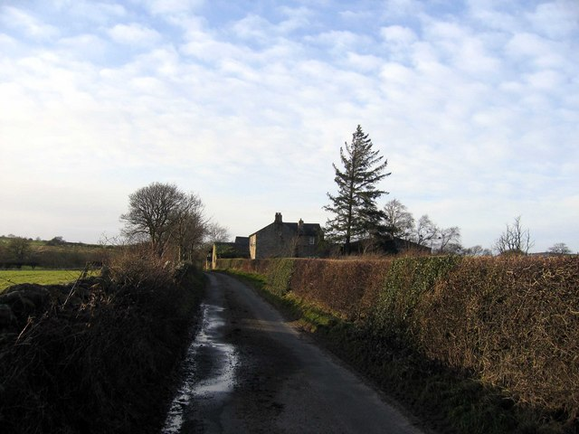 Windy Hill Farm, near Hexham