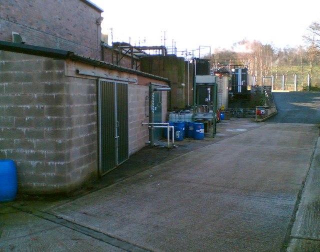 Factory Yard, Cummersdale