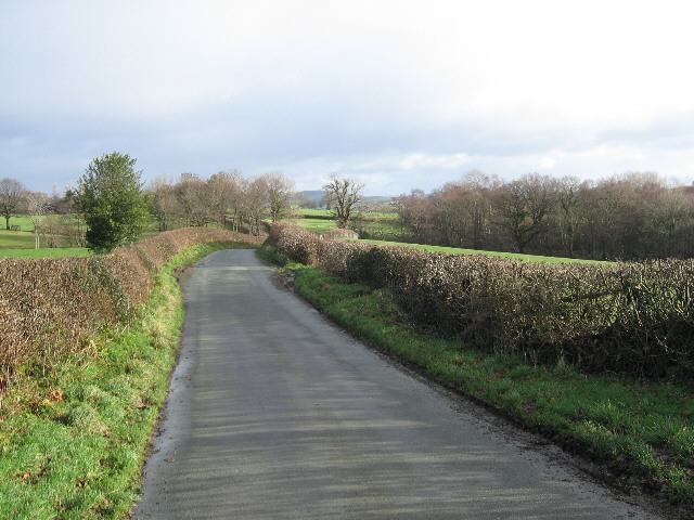 The Road To The B4382