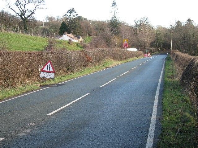 The Road To Llanfair Caereinion
