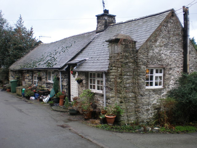 Henddol Cottage.