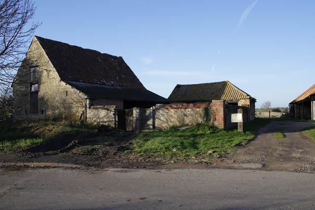 Barn at Mill Leys Farm