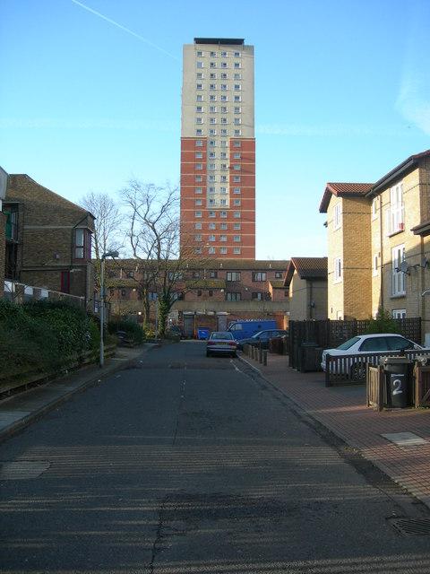 Liardet Street, SE14