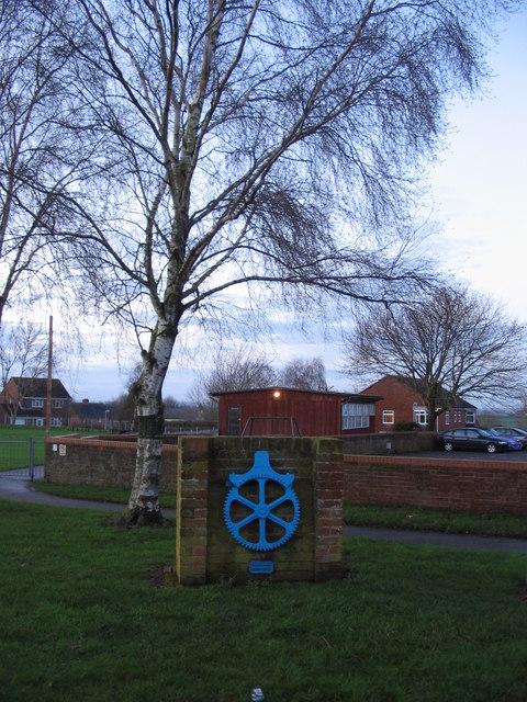 Ironworks memorial