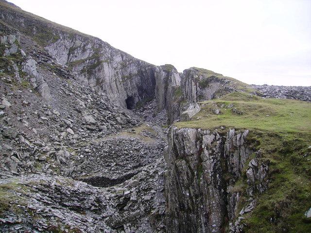 Walna Scar Quarry