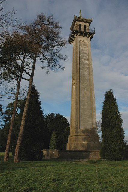 The Somerset Monument, Hawkesbury Upton