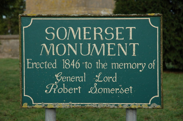 Information about the Somerset Monument